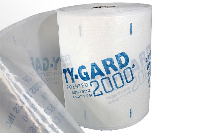 TY-GARD 2000® 4/6 CW Tür-Abschlussband