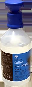 GWS®-Augenspülflasche