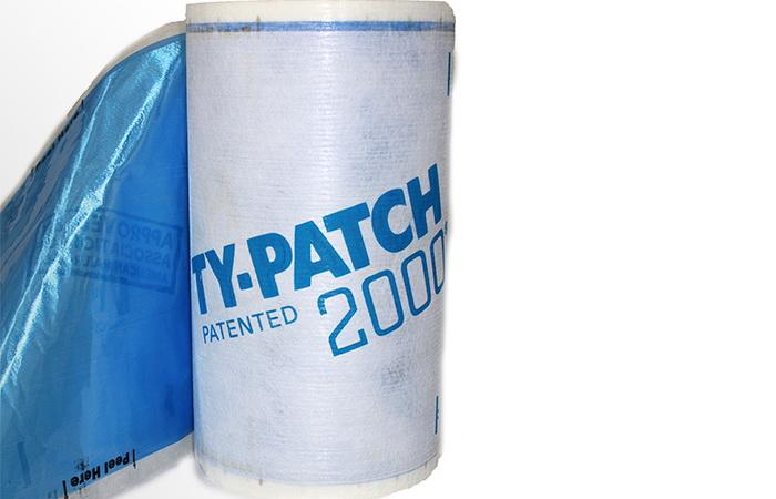 TY-PATCH 2000® Tür-Abschluss Überklebeband