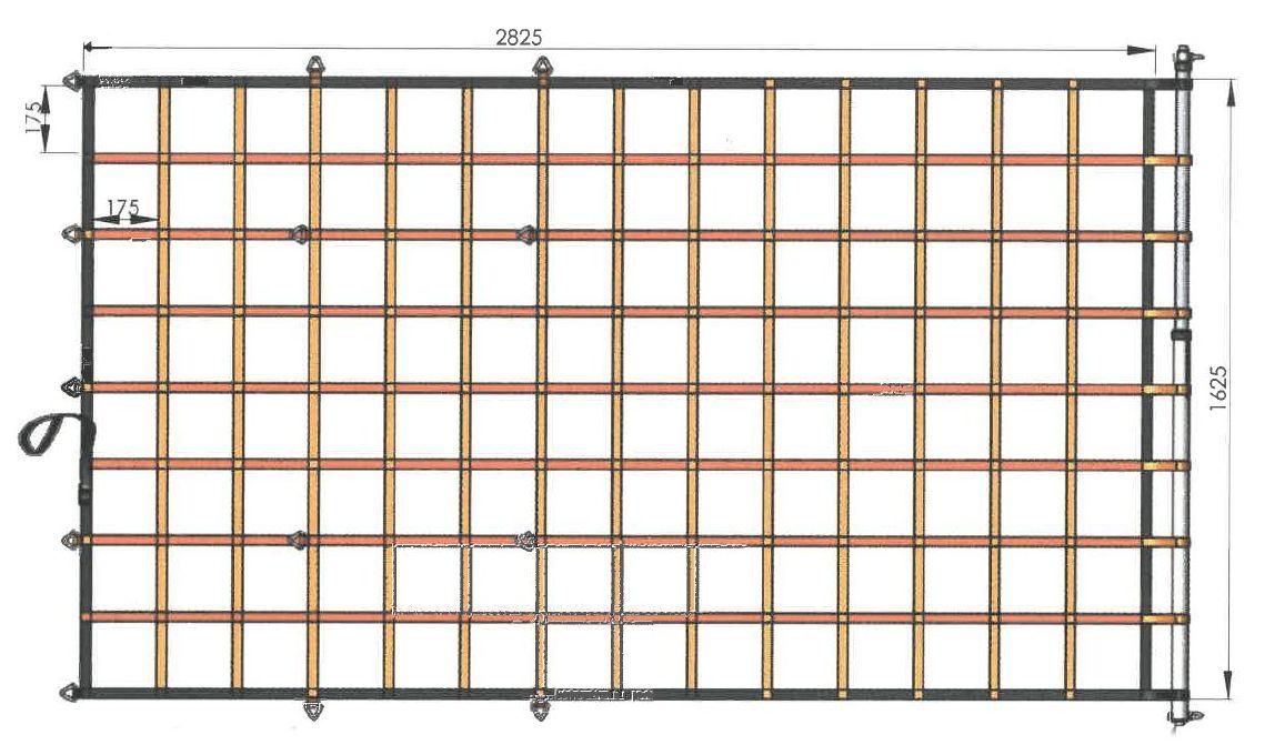 GWS®-Kep 400 K, Typ 1 - für Kastenwagen, Pritschen und Anhänger