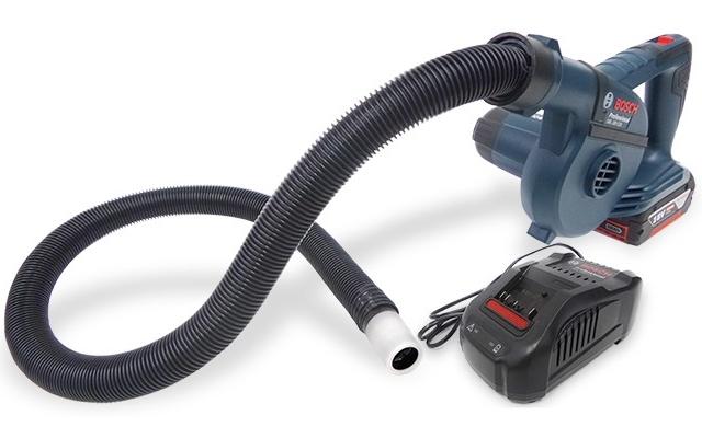 GWS®-Akku-Kompressor für GWS®-Staupolster