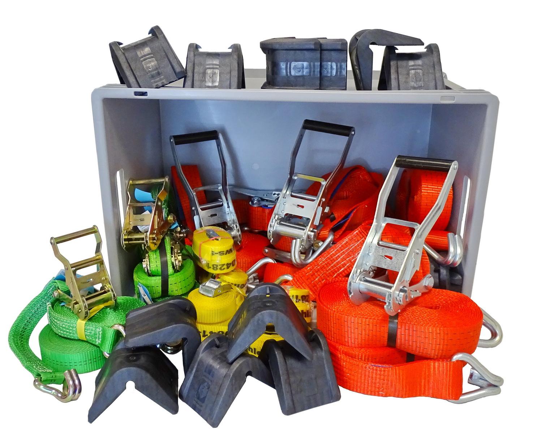 GWS®-Lasi Box-Die Gurtbox für Handwerker