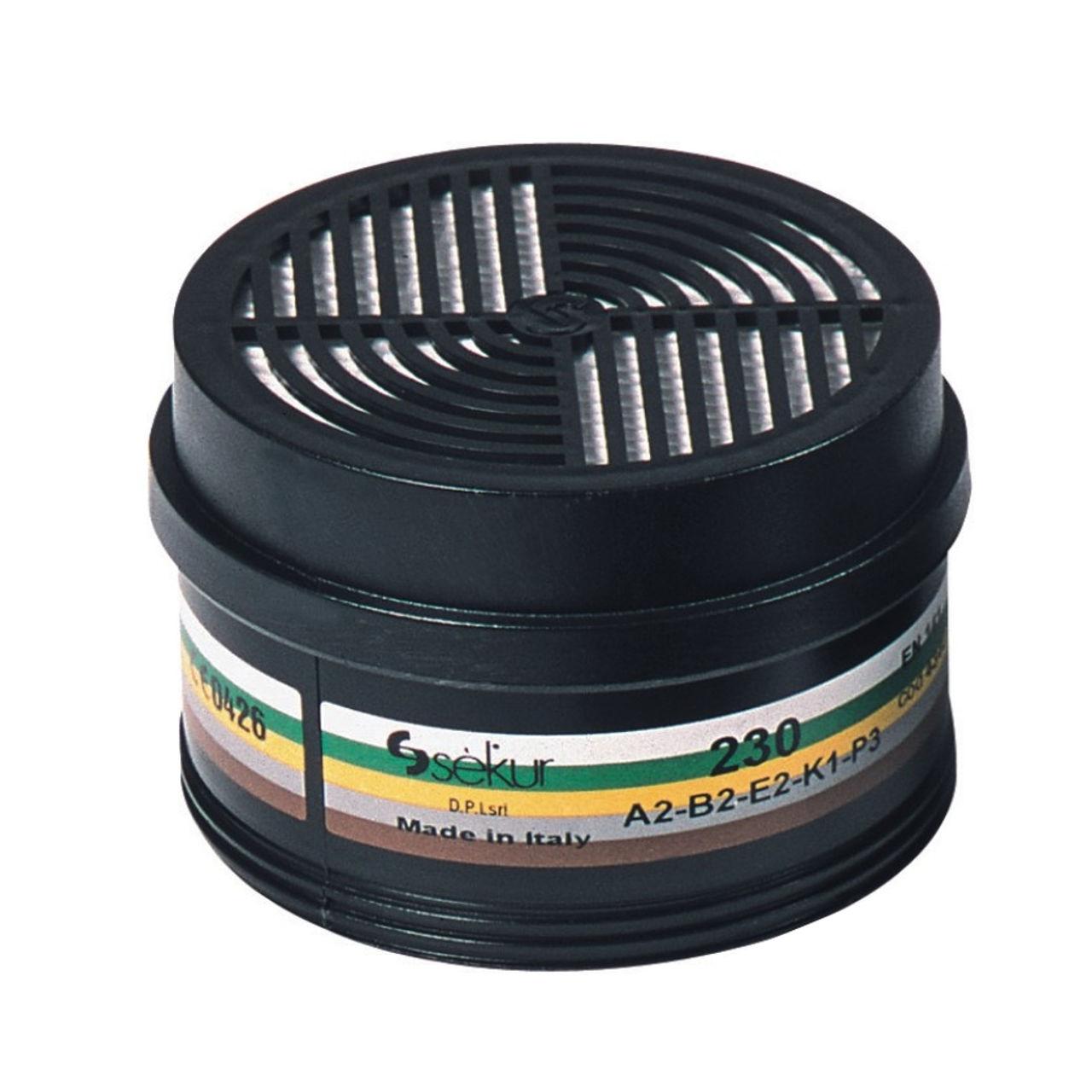 GWS®-Mehrbereichs-Kombifilter