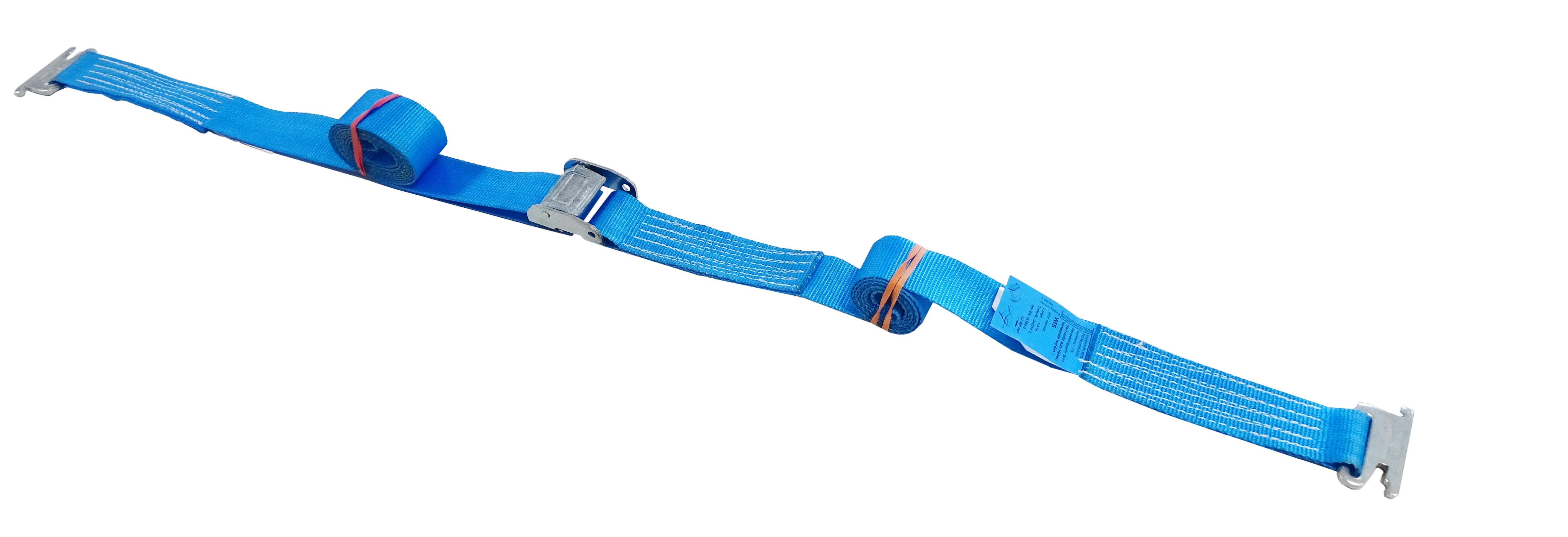 GWS®-Zurrgurt für Schlüssellochsysteme mit Klemmschloss