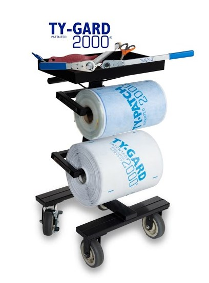 Mobile Dispenser - TY-GARD 2000® (Rollwagen)