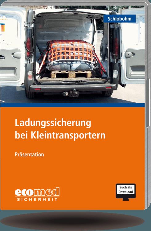 Ladungssicherung bei Kleintransportern (CD-ROM)
