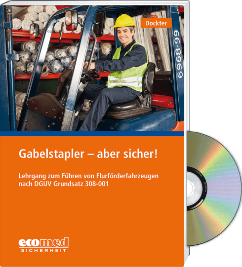Gabelstaplerfahrer - aber sicher! - Expertenpaket