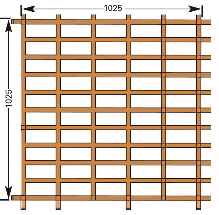 GWS®-Kep 350 ZP, Typ 4 - Wirknetz