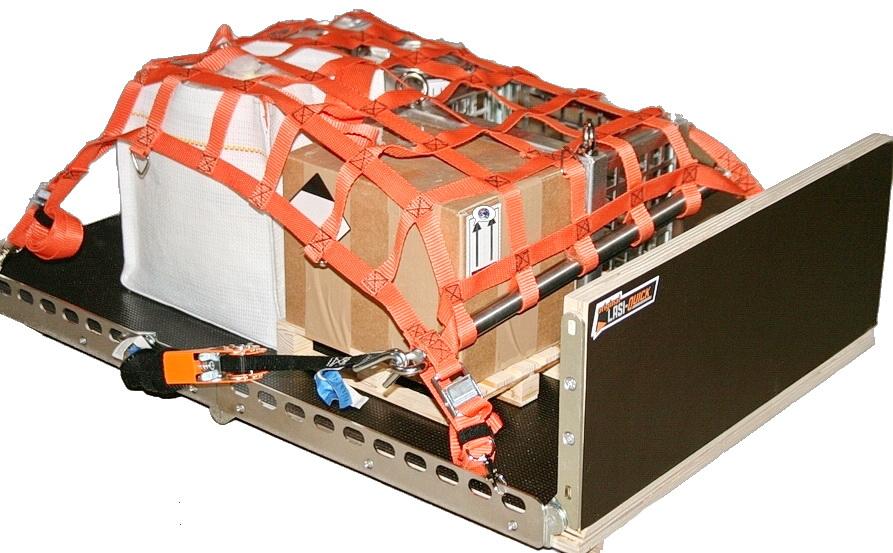 GWS®-LaSi-Quick Micro Ladungssicherungsnetz