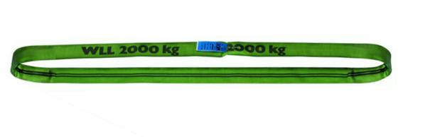 GWS®-Rundschlinge 2.000 kg Nenntragfähigkeit