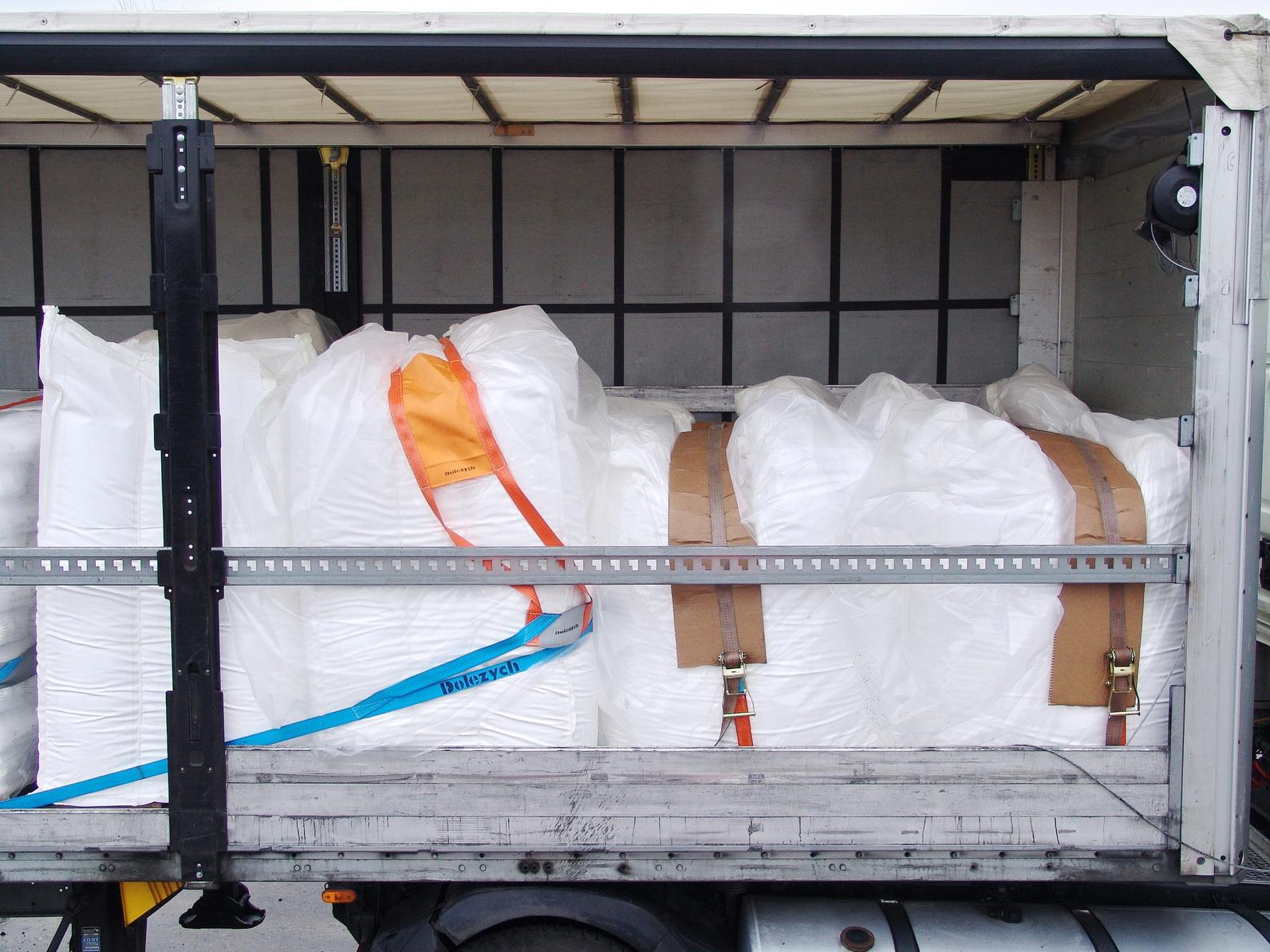 GWS®-UniFlex für palettierte Big Bags
