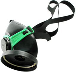 GWS®-Atemschutz Halbmaske für Mehrbereichs Kombifilter