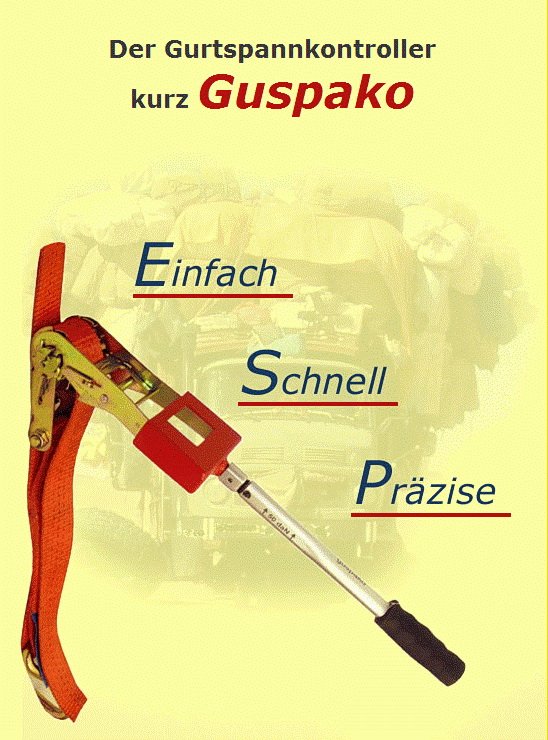 GWS®-Guspako T1 Spannhebel
