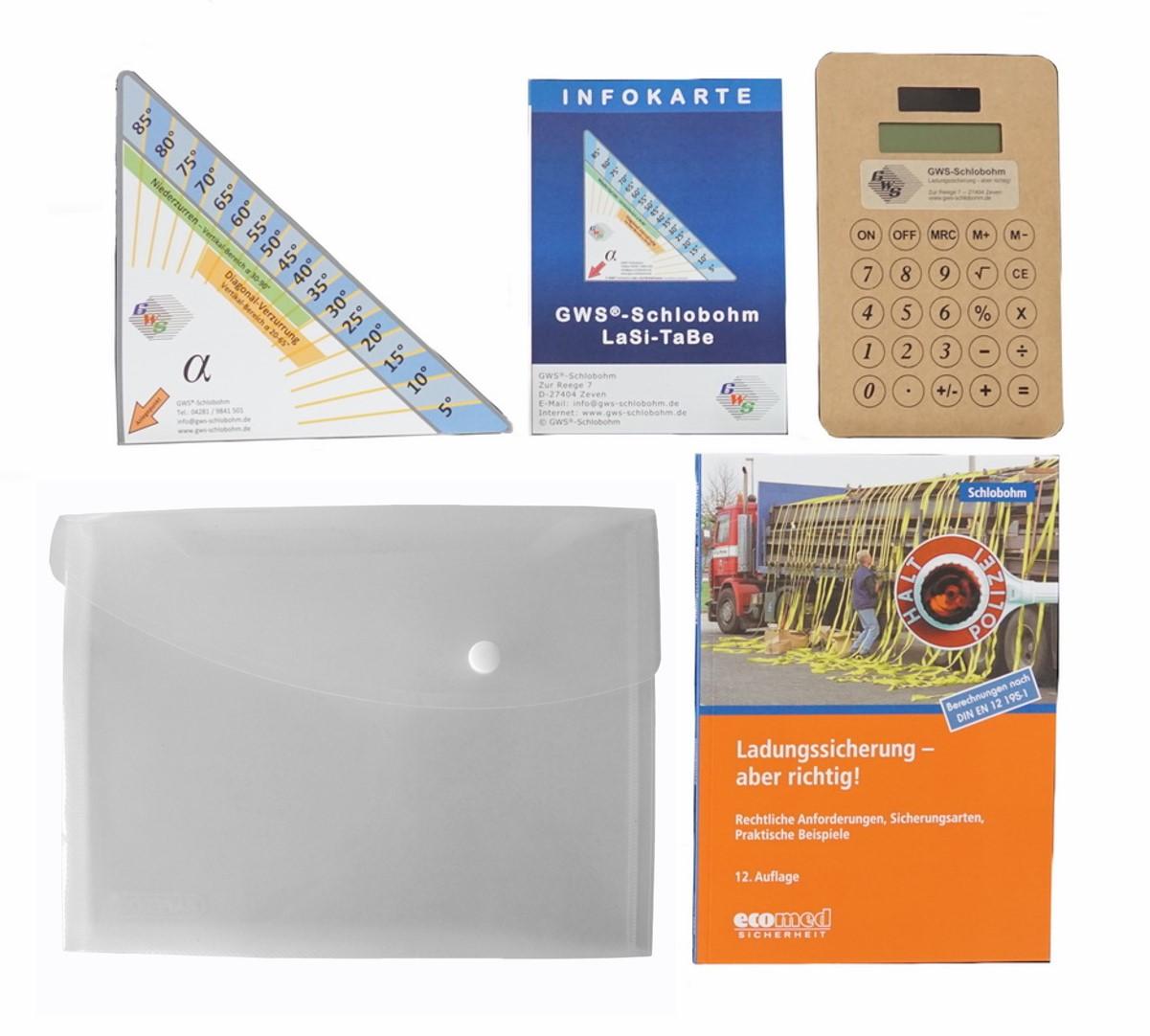 GWS® Winkelmesser-Set Expertenpaket