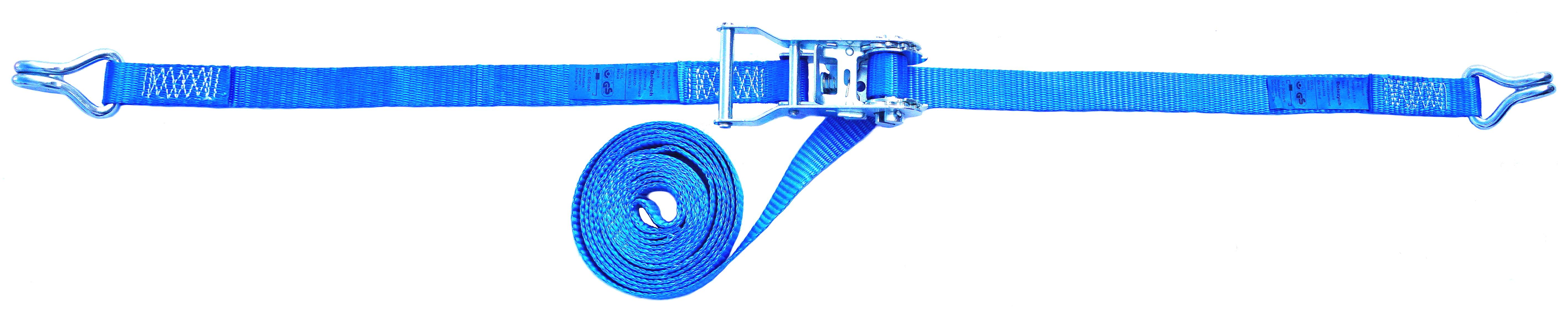 GWS®-Zurrgurt  1.000, 25 mm Gurtbandbreite, 4 m