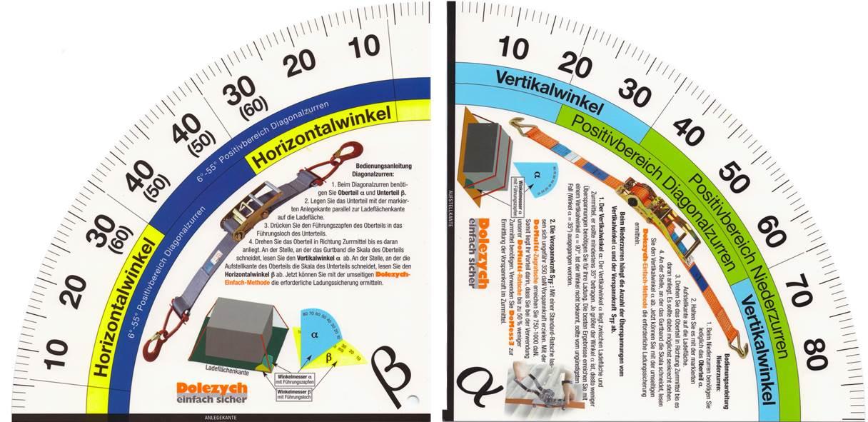 GWS®-Winkelmesser Set