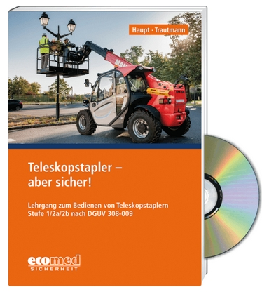 Teleskopstapler - aber sicher! - Expertenpaket