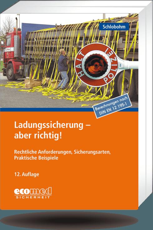 Ladungssicherung - aber richtig! - Broschüre