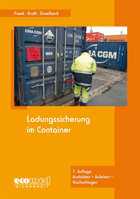 Ladungssicherung im Container - Broschur